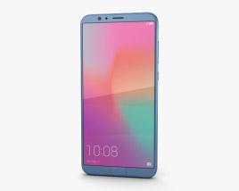 Huawei Honor View 10 Navy Blue 3D model