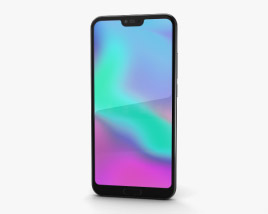 Huawei Honor 10 Midnight Black 3D model