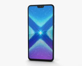 Huawei Honor 8X Blue 3D model