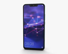 Huawei Mate 20 lite Sapphire Blue 3D model