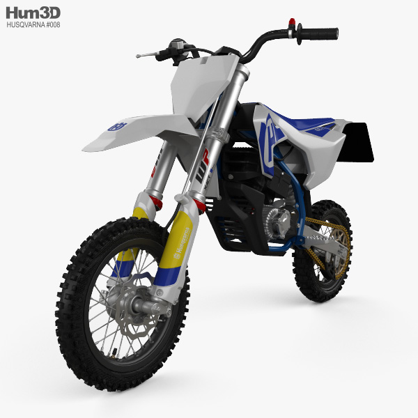 Motorcycle 3D Models for Download - Hum3D