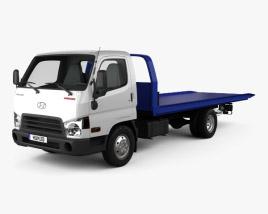 Hyundai HD65 Tow Truck 2012 3D model