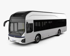 Hyundai ELEC CITY Bus 2017 3D model