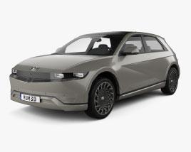Hyundai Ioniq 5 2022 3D model