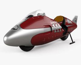 Indian Spirit Of Munro 2013 3D model