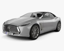 Infiniti Q80 Inspiration 2014 3D model