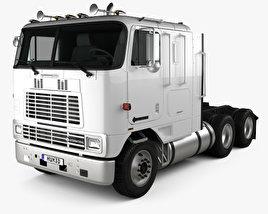 International 9600 Tractor Truck 1994 3D model