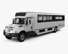 International Durastar IC HC Bus 2011 3D model