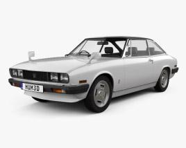 Isuzu 117 (PA90) Coupe 1977 3D model