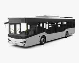 Isuzu Citiport Bus 2015 3D model