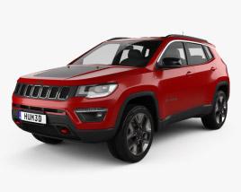 Jeep Compass Trailhawk (Latam) 2016 3D model