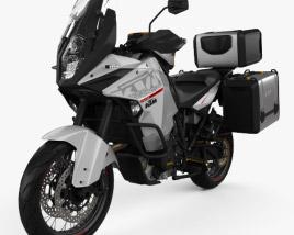 KTM 1290 Super Adventure 2015 3D model
