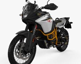 KTM 1090 Adventure R 2017 3D model