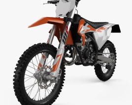 KTM 150 SX 2020 3D model