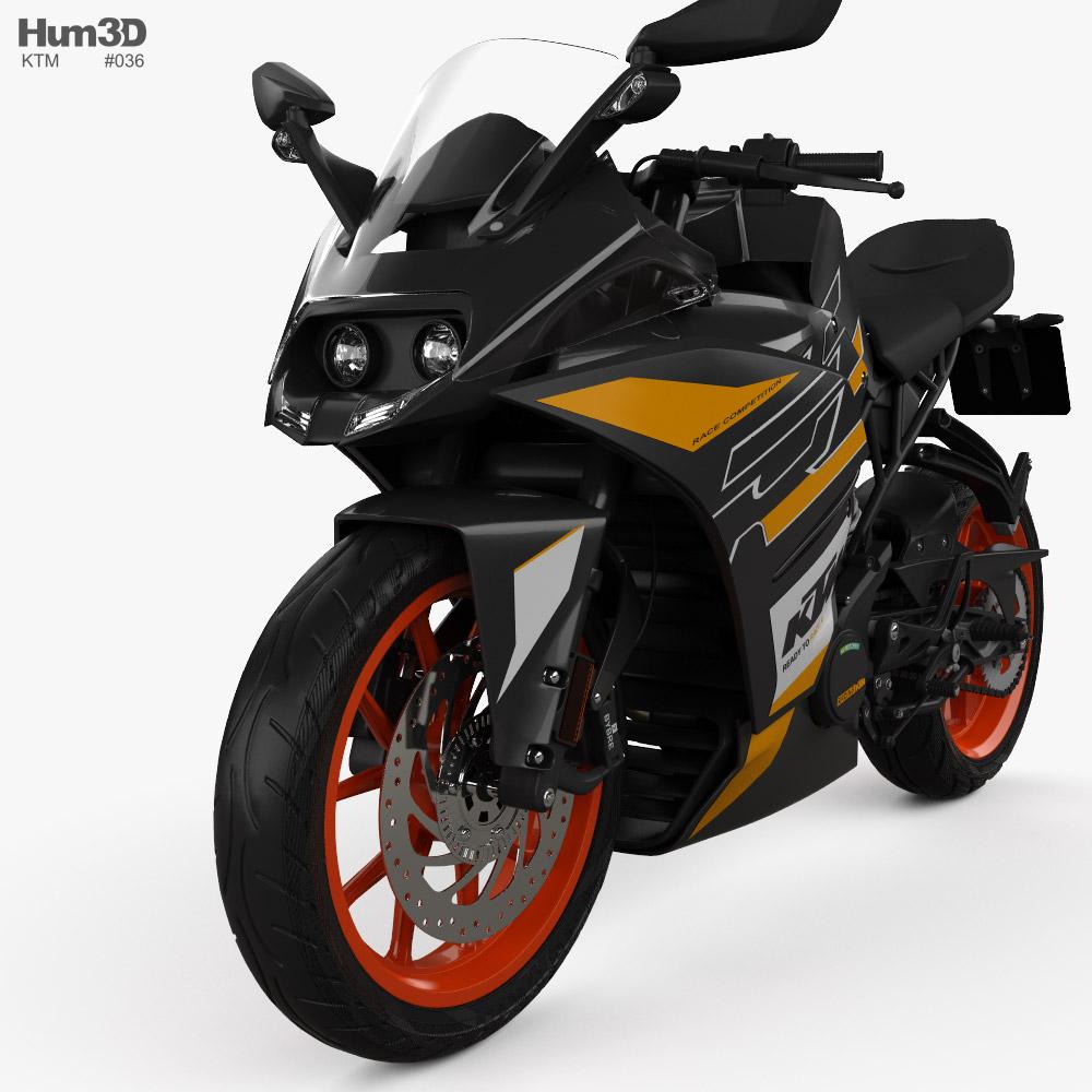 2020 KTM 125 RC GREY - Gear4 Motorcycles