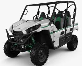 Kawasaki TERYX4 2016 3D model