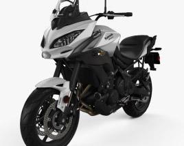 Kawasaki Versys 650 2018 3D model