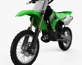 Kawasaki KX85 1998 3D model