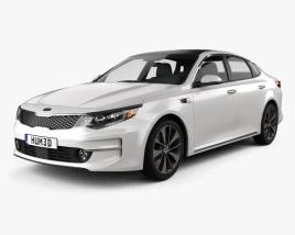 Kia K5 MX 2016 3D model