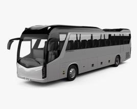 Kia Granbird Bus 2021 3D model
