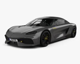Koenigsegg Gemera 2021 3D model