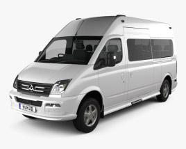 LDV V80 L2H3 Minibus 2013 3D model