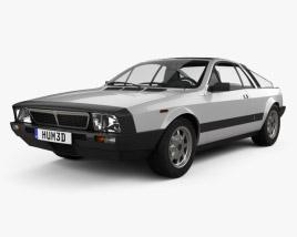 Lancia Montecarlo 1979 3D model