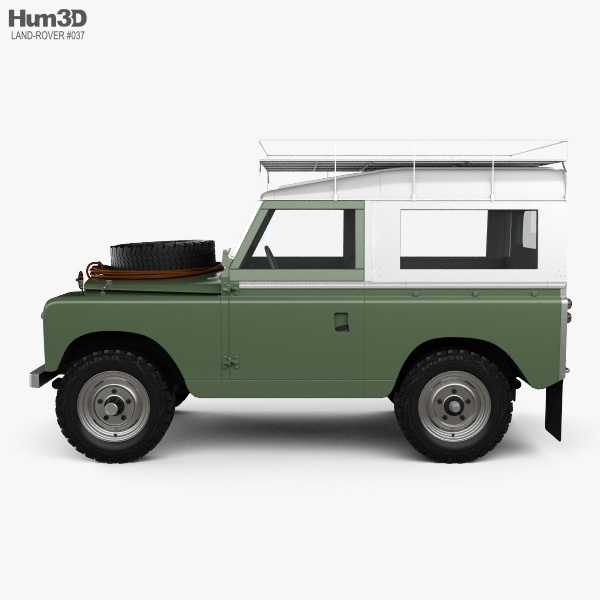 Land Rover Series 2 2A 3 Lower Drop Arms