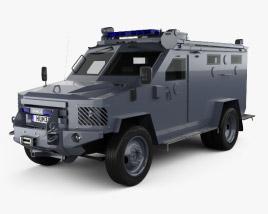 Lenco BearCat 2005 3D model