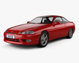 Lexus SC (Z30) 1998 3D model