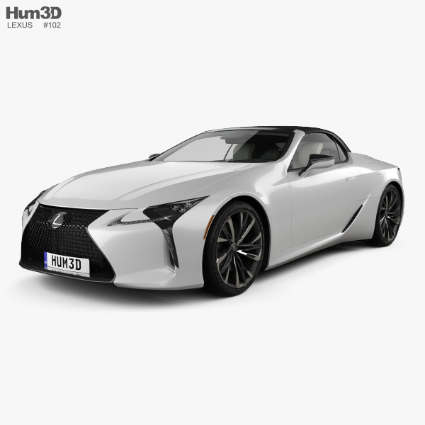 Lexus 3D Models