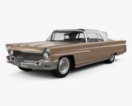 Lincoln Continental Mark V 1960 3D model