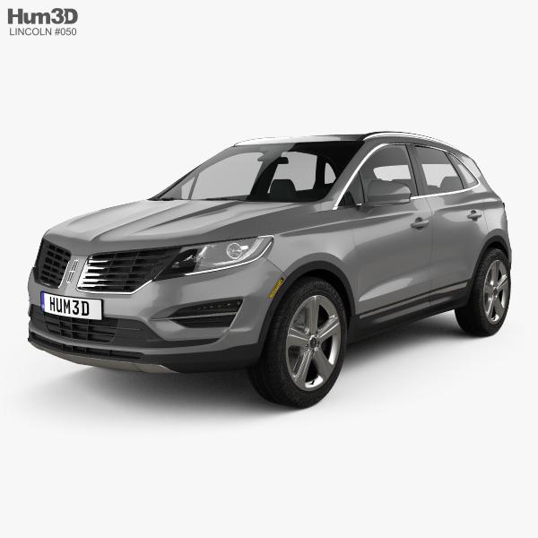 Lincoln Mkc Reserve 2017 Model