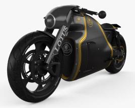 Lotus C-01 2014 3D model