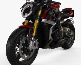 MV Agusta Brutale 1000 Serie Oro 2020 3D model