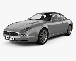 Maserati 3200 GT 1998 3D model