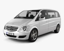 Mercedes-Benz Viano Compact 2011 3D model