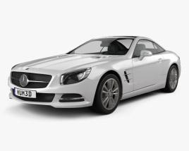 Mercedes-Benz SL-class 2012 3D model