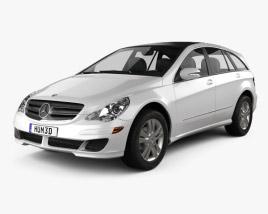 Mercedes-Benz R-Class (W251) 2006 3D model