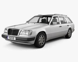 Mercedes-Benz E-class Wagon 1993 3D model