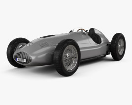 Mercedes-Benz W165 1939 3D model