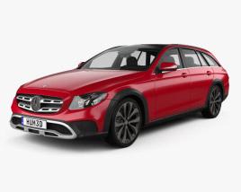 Mercedes-Benz E-Class (S213) All-Terrain 2016 3D model