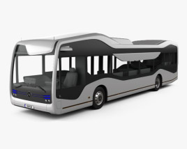 Mercedes-Benz Future Bus 2016 3D model