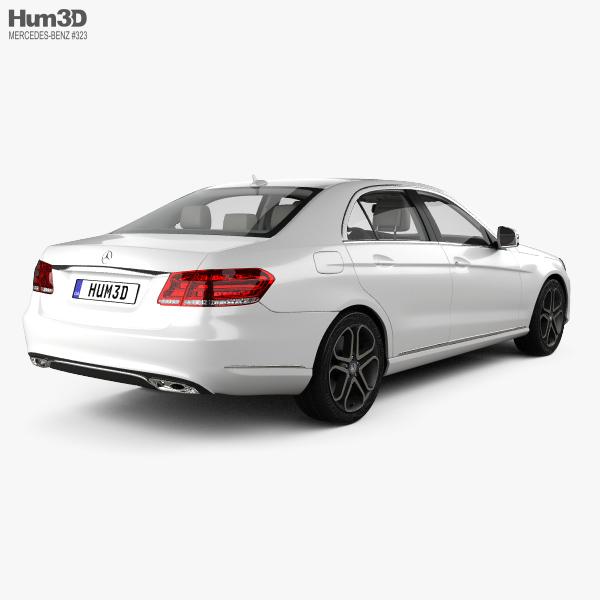 mercedesbenz eclass w212 sedan with hq interior 2014