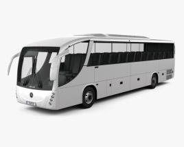 Mercedes-Benz B330 Bus 2015 3D model