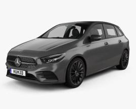 Mercedes-Benz B-Class (W247) AMG Line 2019 3D model