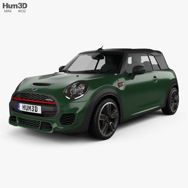 Mini Cooper John Works Convertible 2016 Model