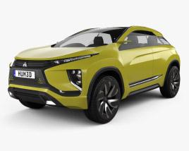 Mitsubishi eX 2015 3D model