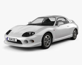 Mitsubishi FTO GPX Version R 1997 3D model