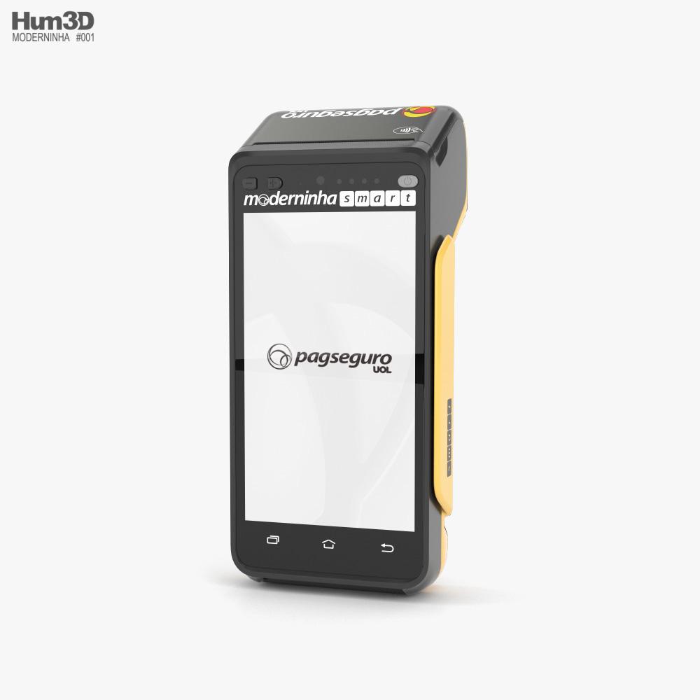 Moderninha Smart 3d model